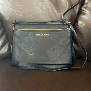 Black MICHAEL Michael Kors Crossbody handbag